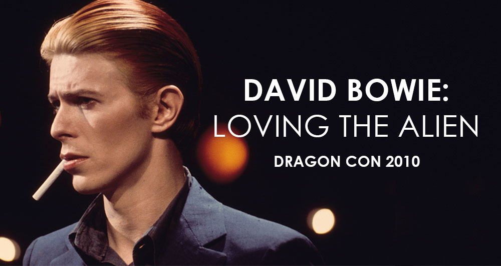 Doc Hammer on David Bowie at Dargon Con 2010