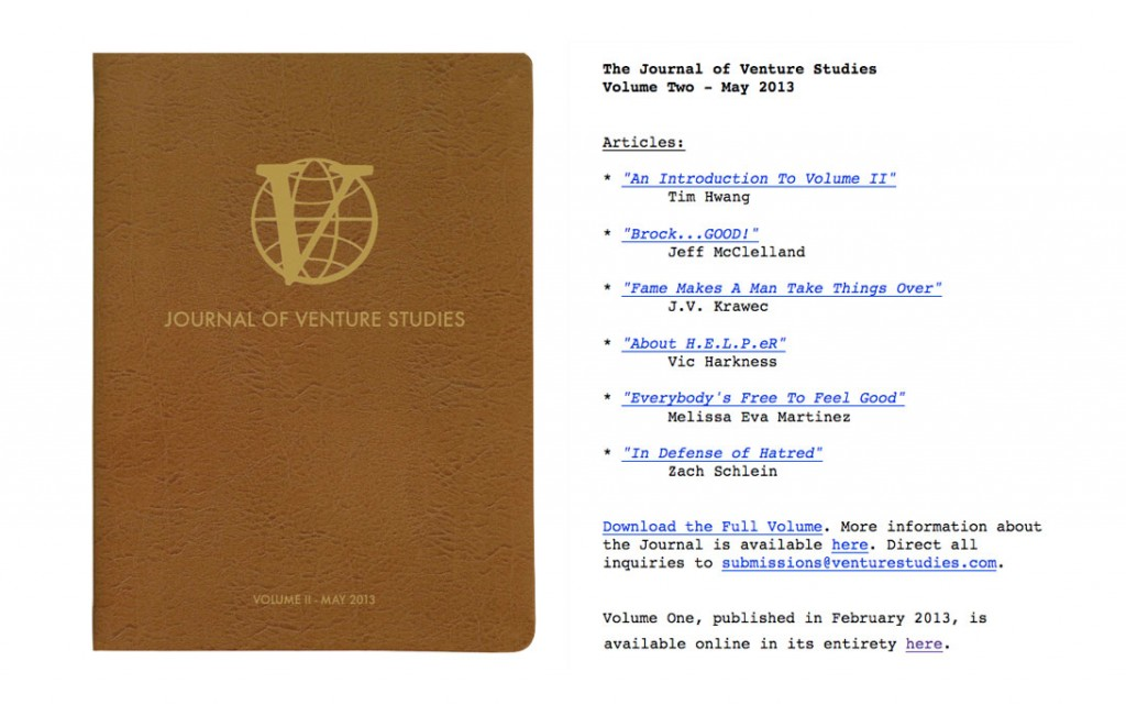 journal-of-venture-studies-volume-two
