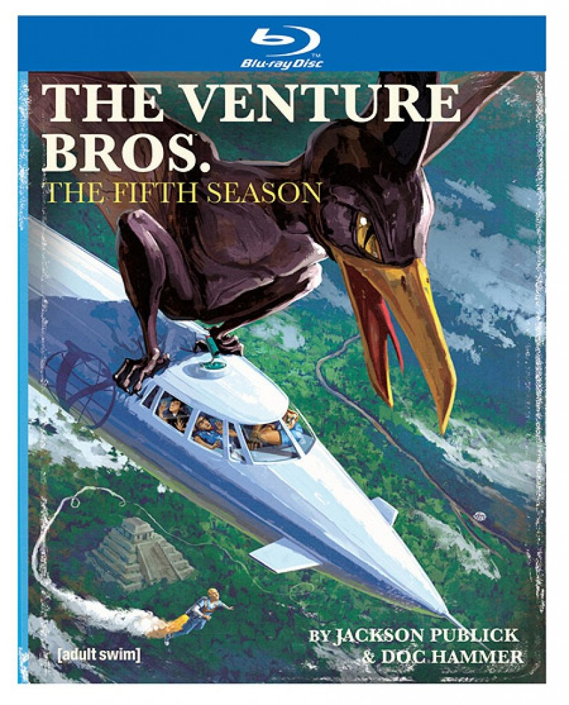 The Venture Bros. Season 5 on DVD and Blu-ray