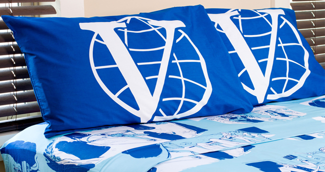 Venture Bros. Bed Sheets