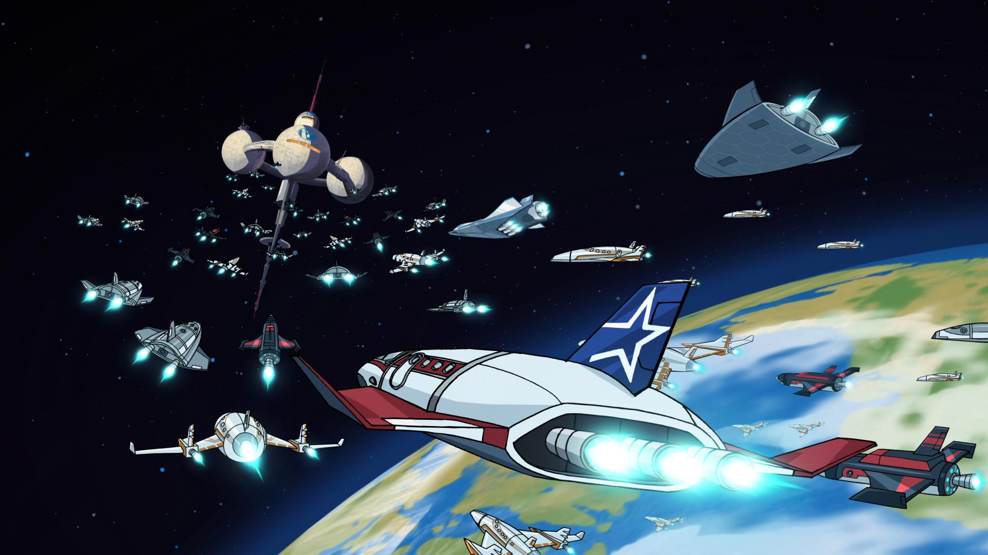 Venture Bros. Space Special