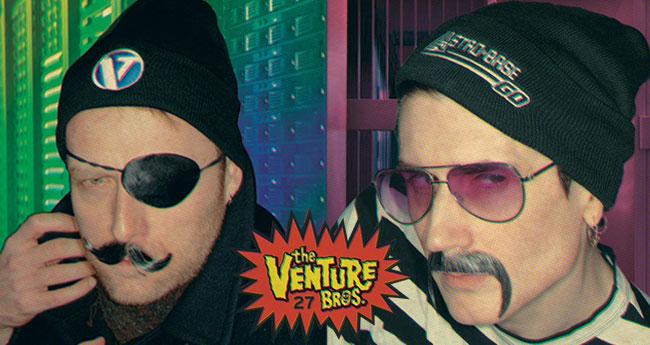 New Venture Bros. Gargantua-2 Merchandise