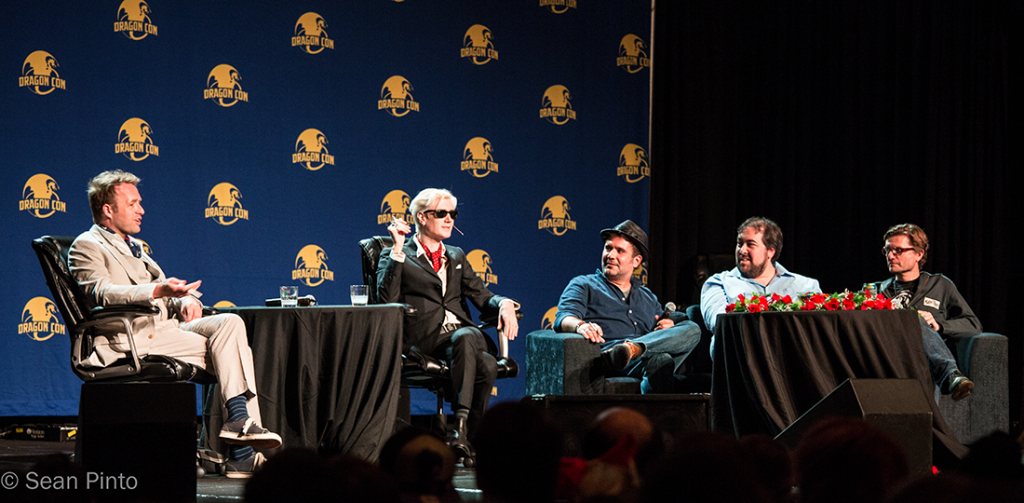 The Venture Bros. Panel at Dragon Con 2015