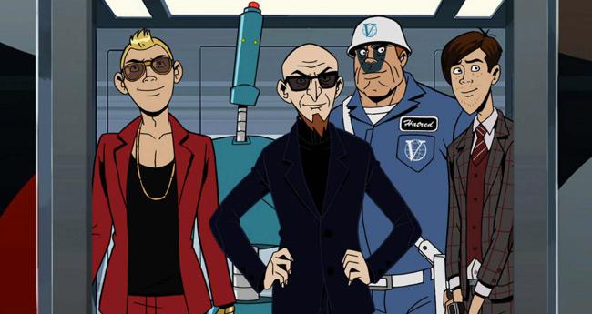 The Venture Bros. Season 6 Trailer
