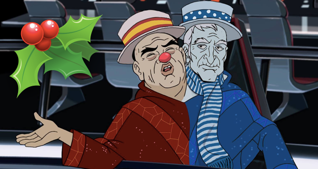 The Venture Bros. Christmas Single 2015