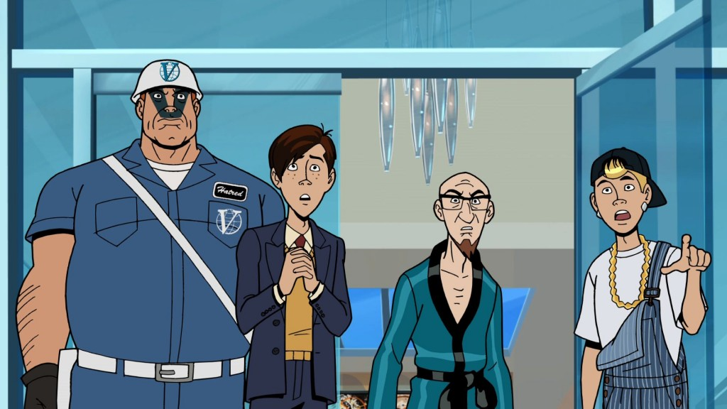 The Venture Bros. Season Six - Venture Family