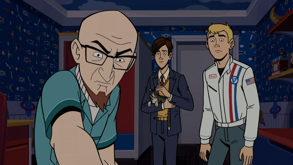 The Venture Bros. Season Six - Doctor Venture with Hank and Dean