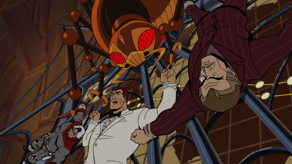 The Venture Bros. Season Six - Original Team Venture