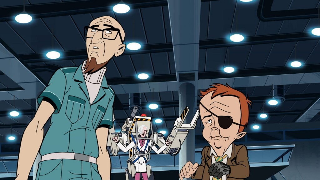 The Venture Bros. Season Six - Doctor Venture with Billy Quizboy and Pete White