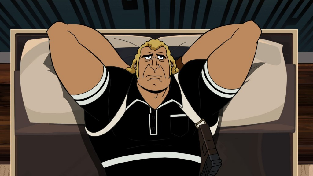 The Venture Bros. Season Six - Brock Samson