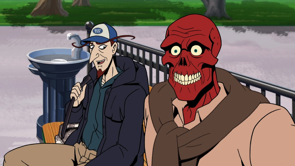 The Venture Bros. Season Six - Monarch and Unknown Villian