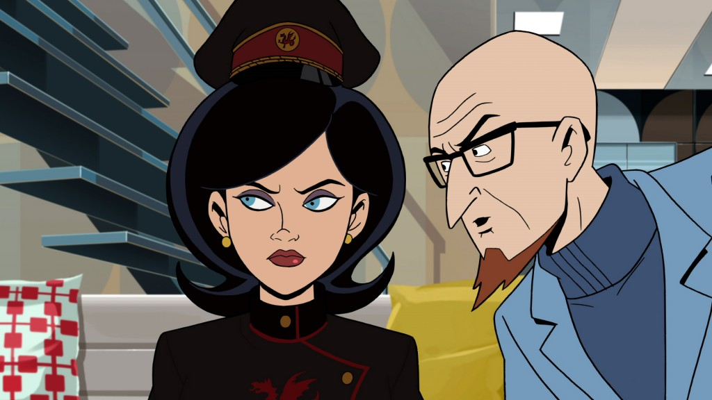 The Venture Bros. Season Six - Dr. Mrs. the Monarch and Doctor Venture