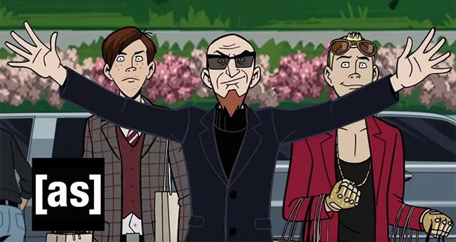 The Venture Bros. Season 6 Extended Trailer
