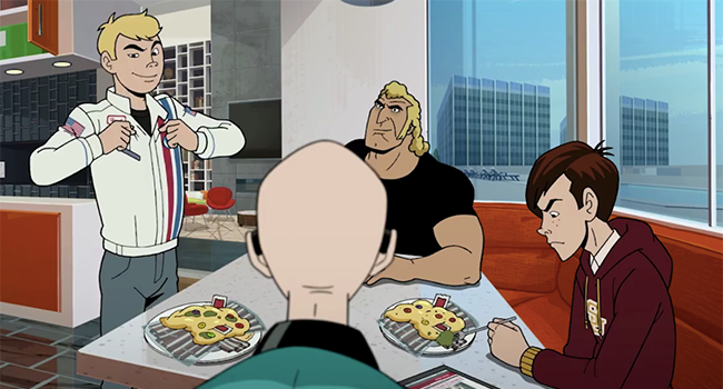 The Venture Bros. 'Hostile Makeover' Epilogue