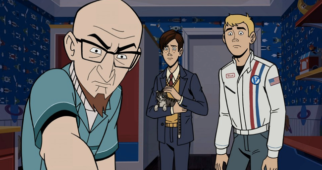 "The Venture Bros. ""Maybe No Go"" Episode Recap"