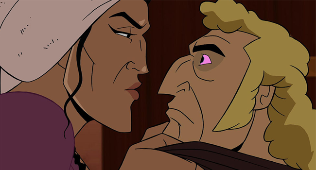 The Venture Bros. Rapacity in Blue Recap