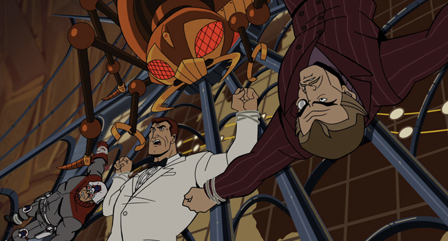 The Venture Bros. Faking Miracles Recap