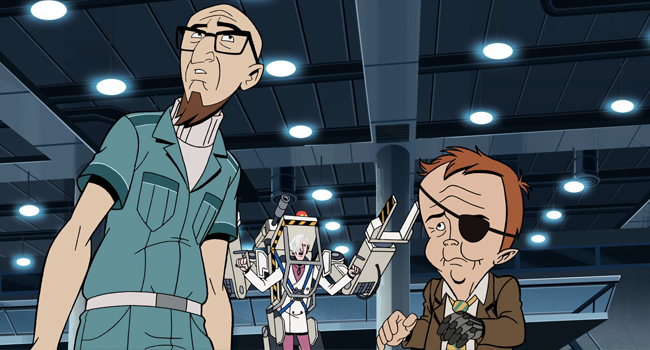 The Venture Bros. Faking Miracles Sneak Preview