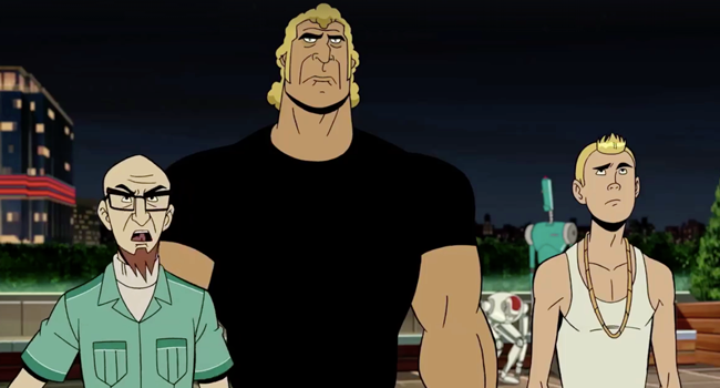 The Venture Bros. Season 6 'Hostile Makeover'