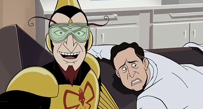 The Venture Bros. Season 6 'A Party for Tarzan'