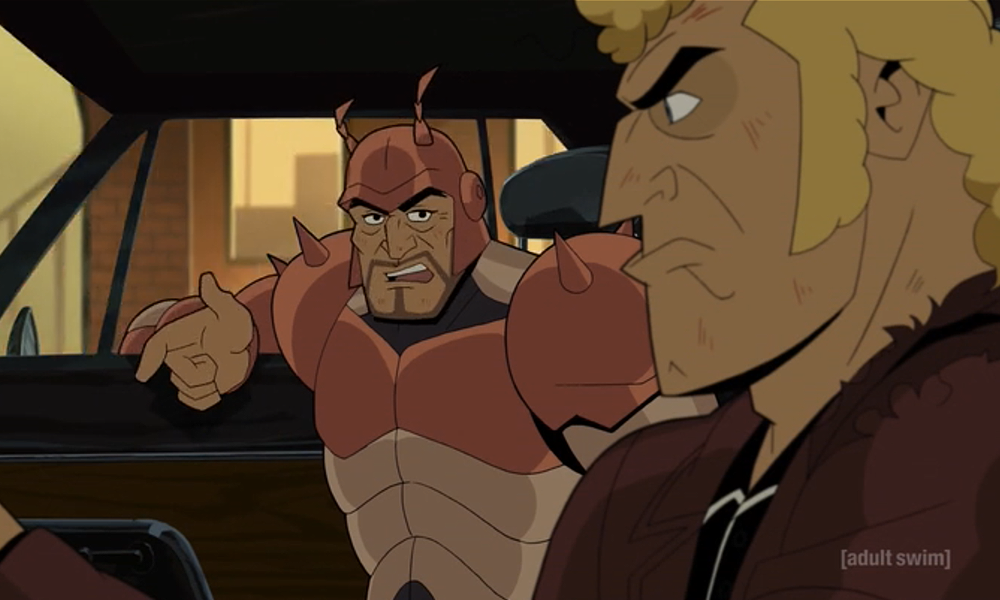 The Venture Bros. Season 6 - It Happening One Night