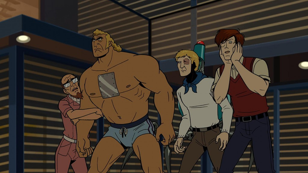 The Venture Bros. 'Red Means Stop' Episode
