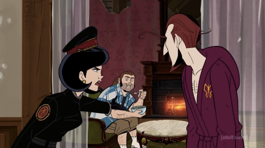 The Venture Bros. Season 6 'Tanks for Nuthin'